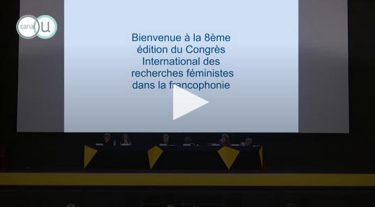 Cirff2018 – la 8ème rencontre, film documentaire réalisé à l'Université Paris Nanterre, septembre 2018, 67'